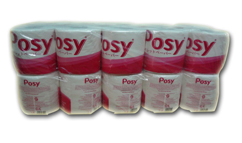 Giấy vs Posy premium 10 cuộn/ túi