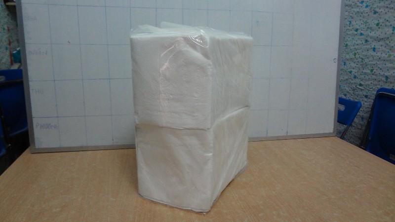 Khăn ăn Napin đóng gói 1 kg